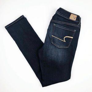 American Eagle Super Stretch Skinny Jeans - Size 8